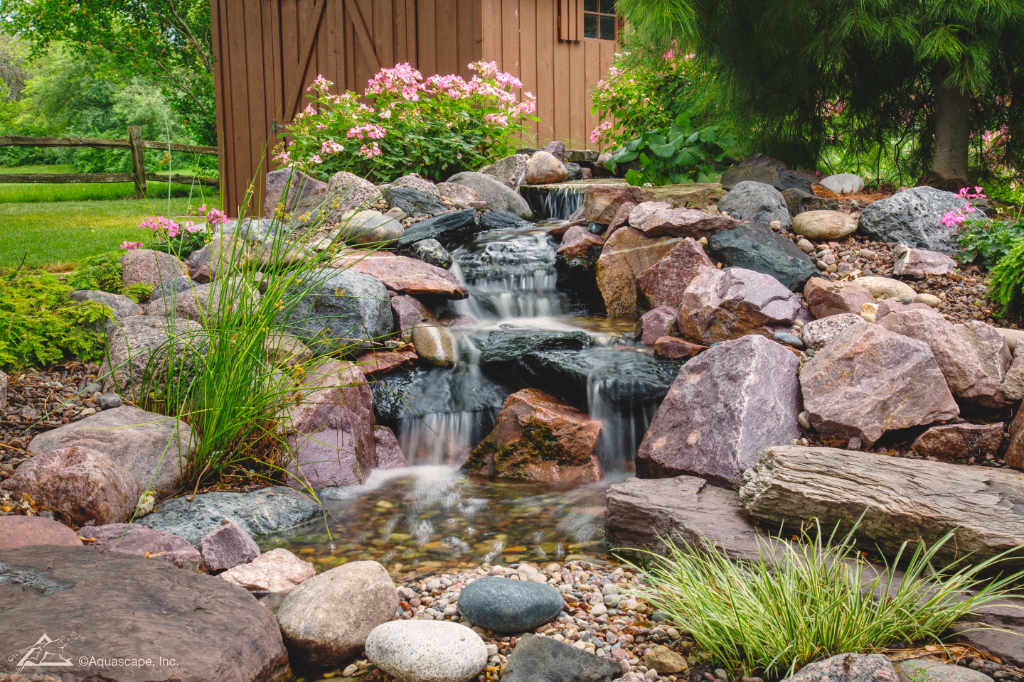 Pondless Waterfalls add Beauty to Your Landscape